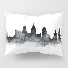 Philadelphia Skyline Pillow Sham