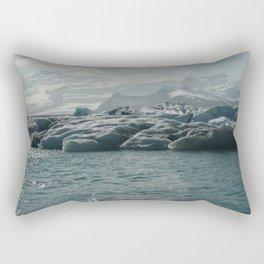 sparkling ice Rectangular Pillow