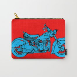 Indian Chief 1951 LOST TIME Carry-All Pouch