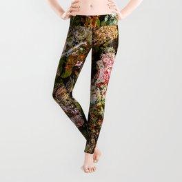 Cashmere Pattern Leggings