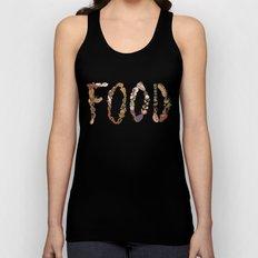 FOOD Unisex Tank Top