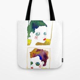 no name but a frame Tote Bag