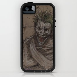 The Face of Madness iPhone Case