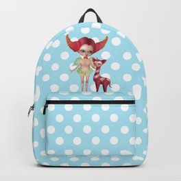 Angel and fictional creature Backpack