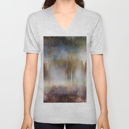 Dirty Window Unisex V-Neck