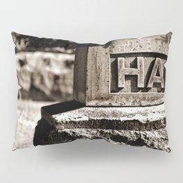 Rest Hart BW Pillow Sham