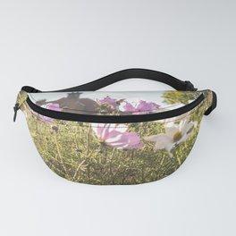 Flower house garden Fanny Pack