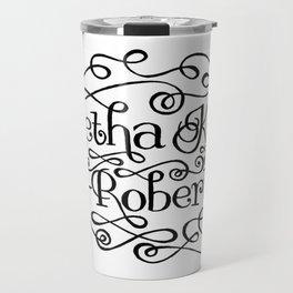 My Name Travel Mug