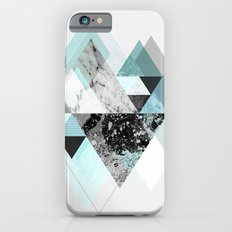 Graphic 110 (Turquoise Version) Slim Case iPhone 6s