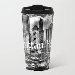 Manhattan Rox! Travel Mug