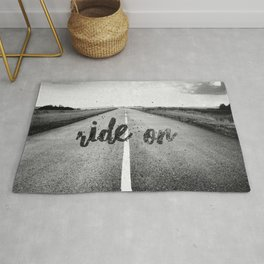 Ride on Rug