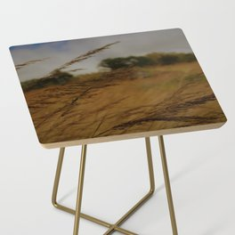 Amber Waves Side Table