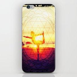 Yogini iPhone Skin