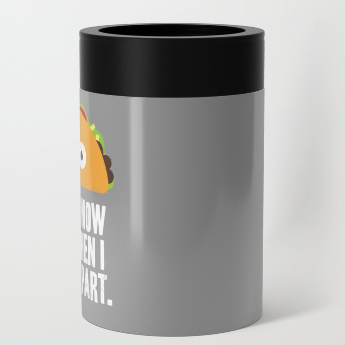Taco Eclipse of the Heart Can Cooler