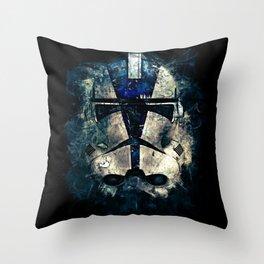 Clone Throw Pillow