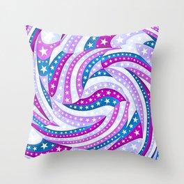 Full of Stars Throw Pillow