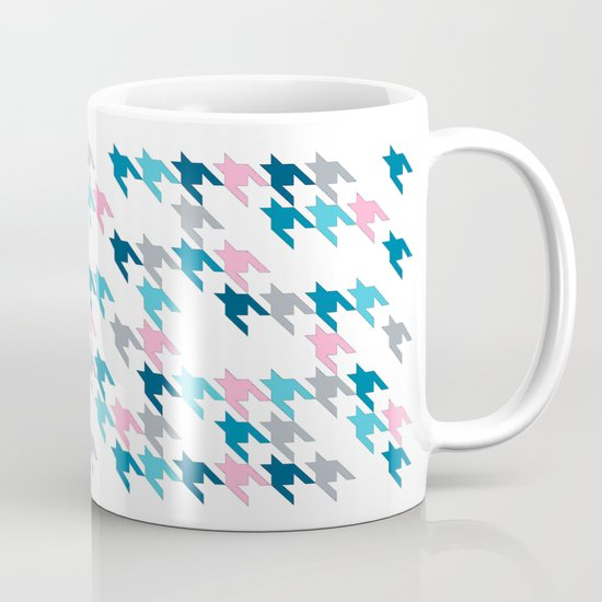 Pink Tooth Coffee Mug