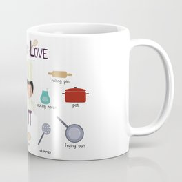 Culinary Love Coffee Mug