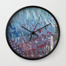 Pattern Recognition 022 Wall Clock