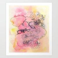 esplorazione Art Print