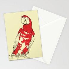 Coney Island Macaw Stationery Cards