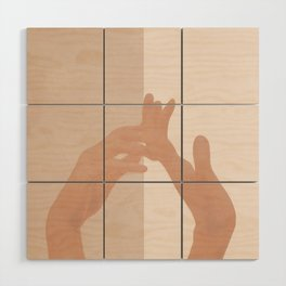 Come with Me Wood Wall Art