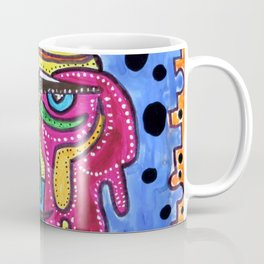 Facial Recogniton Coffee Mug