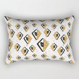 Vagrant Cat Rectangular Pillow