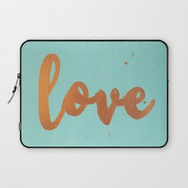Acrylic 5 - Love! Laptop Sleeve