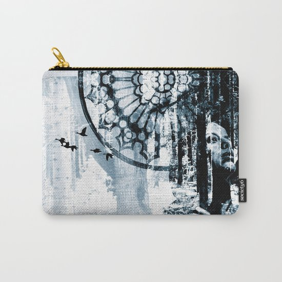 Point of no return - magic version Carry-All Pouch