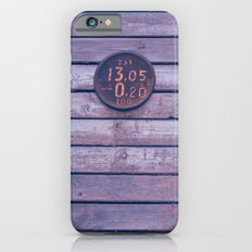 wood Slim Case iPhone 6s