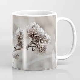Early frost winter still life Coffee Mug