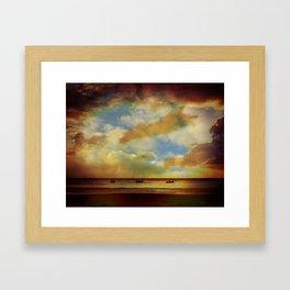 Dream For A Better Tomorrow Framed Art Print