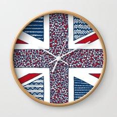 Lovely UK Wall Clock