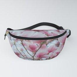 Sweet Cotton Magnolias Fanny Pack