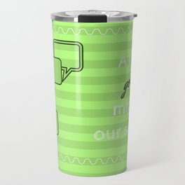 A little gossip Travel Mug