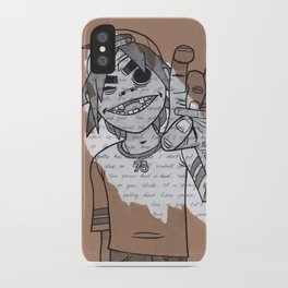 Feel Good Inc. iPhone Case