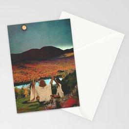 A landscape Stationery Cards