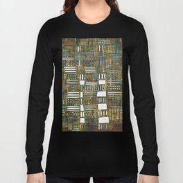 LAY OUT 01 Long Sleeve T-shirt