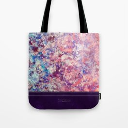 Firefly - Original Abstract Art by Vinn Wong Tote Bag