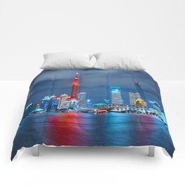 Shangai, China Comforters