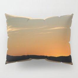 Sunset at San Juan Island Pillow Sham