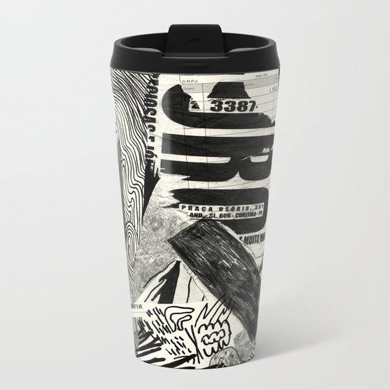 ouro Metal Travel Mug