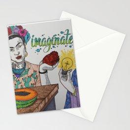 Frida & Papaya Stationery Cards