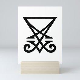 Sigil of Lucifer Mini Art Print