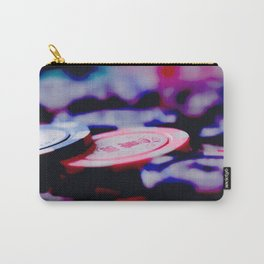 Casino Chips Carry-All Pouch