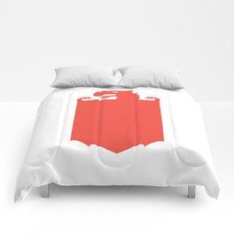 Dragon Flag Comforters