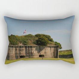Florida Fort Rectangular Pillow