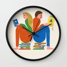READERS Wall Clock