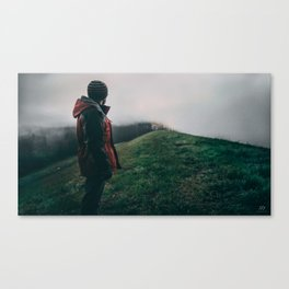 Embrace the Unexpected Canvas Print